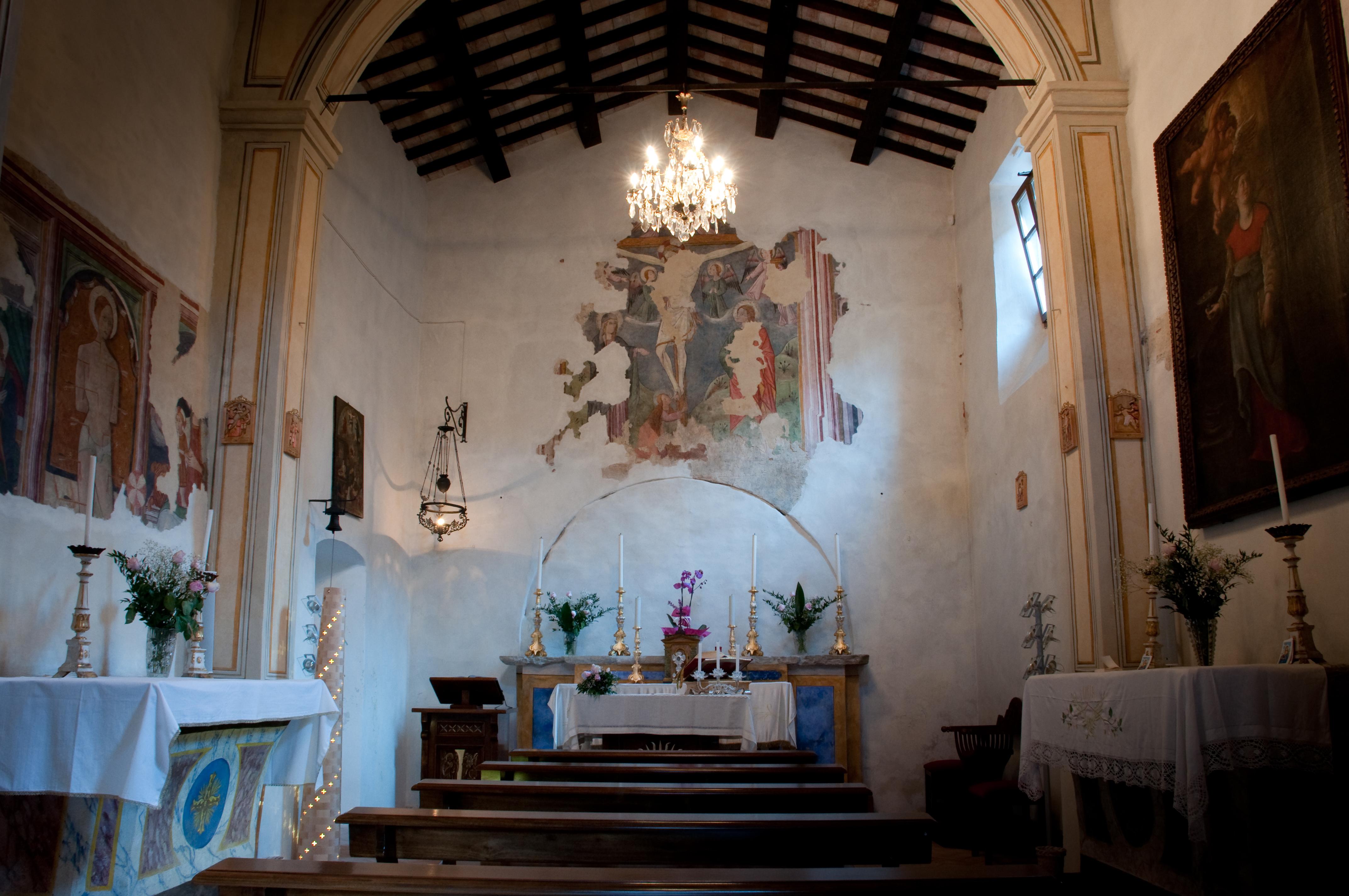 Chiesa di Santa Lucia Apecchio
