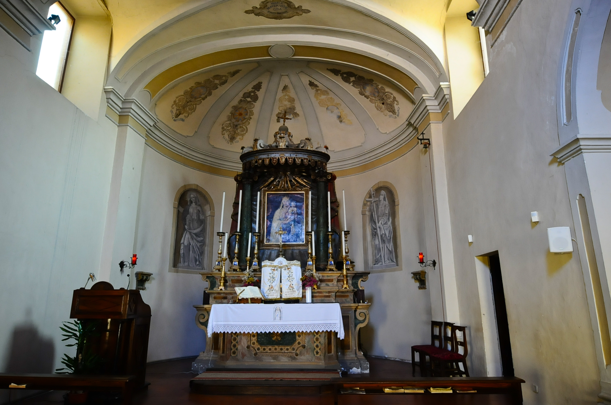 Chiesa della Madonna della Vita
