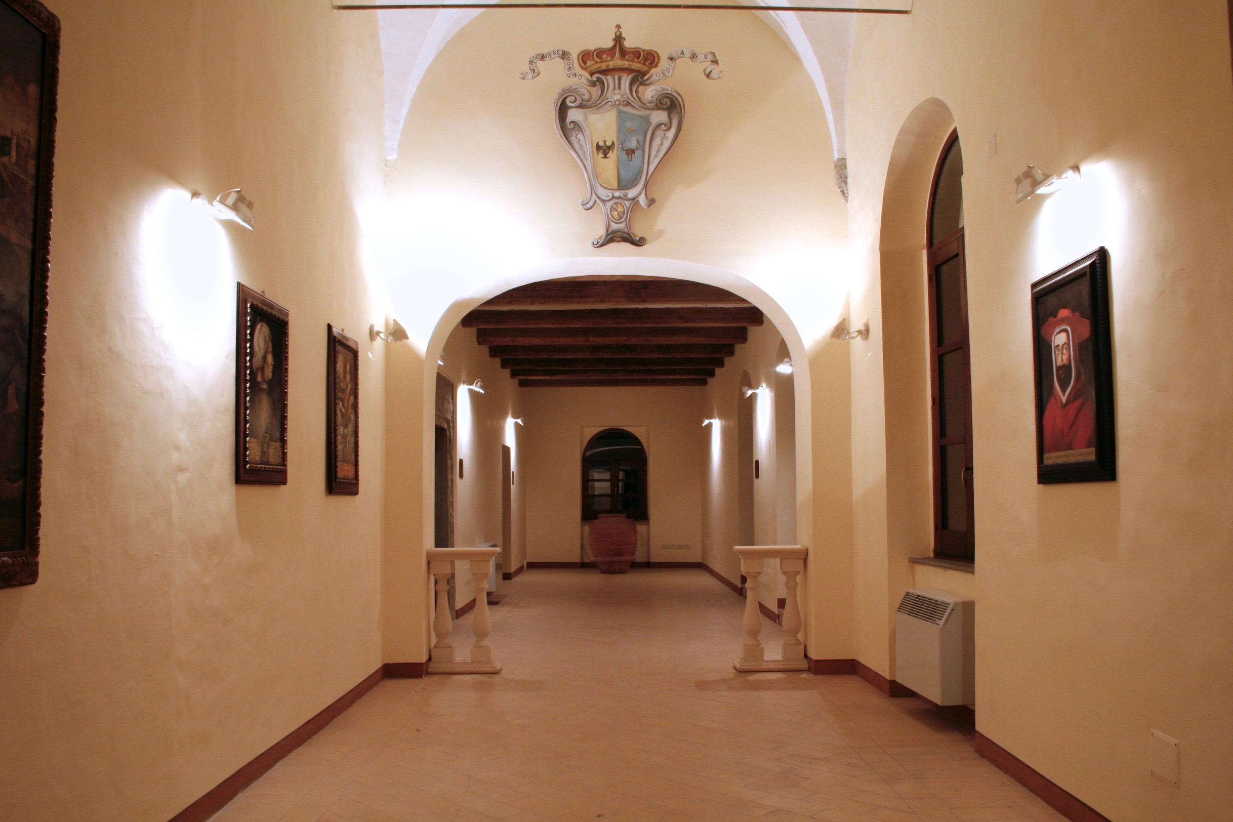palazzo Ubaldini Apecchio